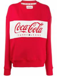 Tommy Jeans - толстовка Tommy Jeans x Coca Cola DW669306969398568300