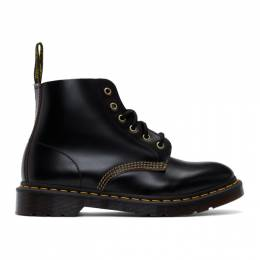 Dr. Martens Black 101 Archive Boots 192399M25500707GB