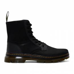 Dr. Martens Black Combs Boots 192399M25500501GB