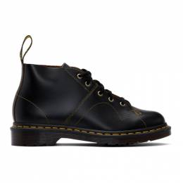Dr. Martens Black Church Vintage Boots 192399M25500406GB