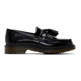 Dr. Martens Black Adrian Loafers 192399M23100107GB