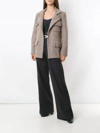Framed - wide leg trousers 56695696395000000000