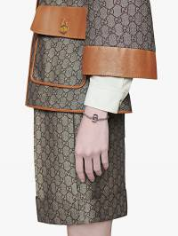 Gucci - Bracelet with Square G in silver 888J3863933558030000