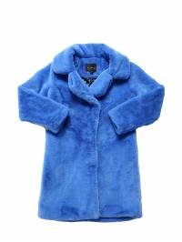 Faux Fur Coat John Richmond