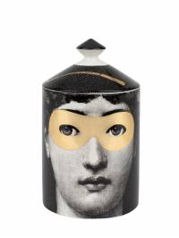 Golden Burlesque Scented Candle With Lid Fornasetti 69IWUZ005-TVVMVElDT0xPUg2