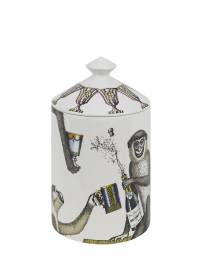 Apertivo Otto Scented Candle With Lid Fornasetti 69IWUZ001-V0hJVEU1