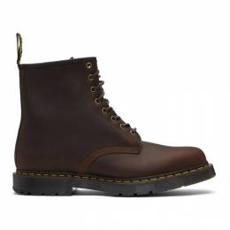 Dr. Martens Brown WinterGrip 1460 Boots 192399M25502503GB