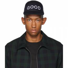 Ps by Paul Smith Navy Good Cap 192422M13900601GB