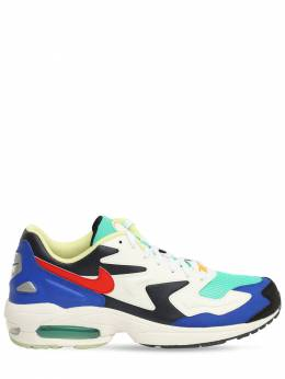 Air Max2 Light Sp Sneakers Nike 69IWBF014-NDAw0