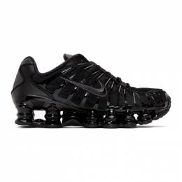 Nike Black Shox TL Sneakers 192011M23702602GB