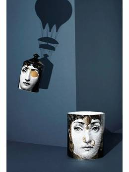 L'eclaireuse Gold Mistero Scented Candle Fornasetti 69IWUZ013-TEVD0