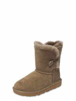 "Сапоги ""bailey Button"" Из Овчины Ugg Australia 68IWXH004-QU5USUxPUEU1"