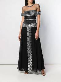Temperley London - платье 'Luminary' с пайетками LMN50863936583390000