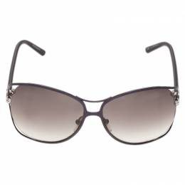 Saint Laurent Paris Blue 6241S Cutout Sunglasses 45069