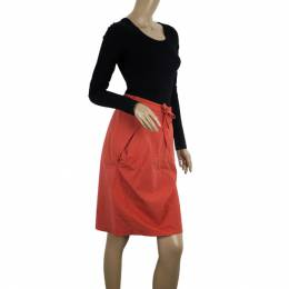 Bottega Veneta Ruched Waist Skirt Size S 20258