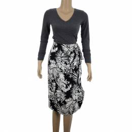 Max Mara Barbano Print Skirt L 16944
