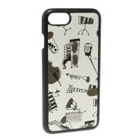 Dolce and Gabbana Off White Jazz Instruments Iphone 7 Case