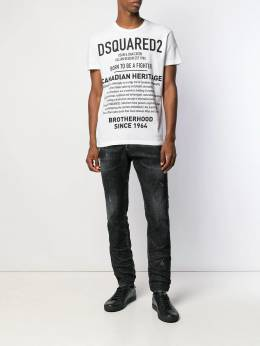 Dsquared2 - футболка Canadian Heritage GD6595S0056393999569