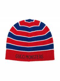 Gucci Kids - knitted beanie 6695K066930568530000