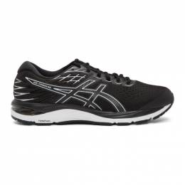Asics Black and White Gel-Cumulus 21 Sneakers 192092M23700106GB