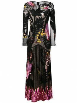 Temperley London - платье Opera OPE5699A939630930000