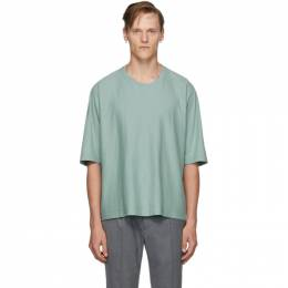 Homme Plisse Issey Miyake Blue Release-T1 T-Shirt 192729M21302203GB