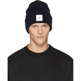 Oamc Navy Watch Cap Beanie 192637M13800401GB