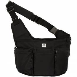 Opening Ceremony SSENSE Exclusive Black Sling Bag 192261F04801201GB