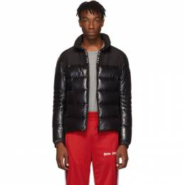 Moncler Black Down Bruel Jacket