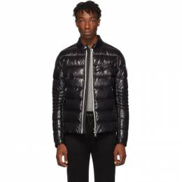 Moncler Black Down Berriat Jacket