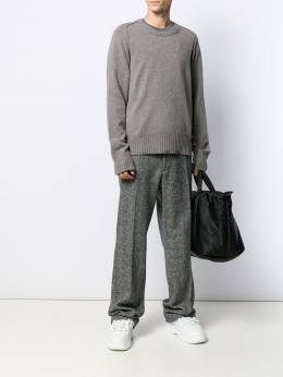 Maison Margiela - long-sleeve fitted sweater HB6933S9689695009350