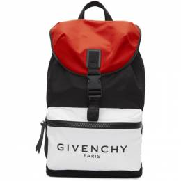 Givenchy Multicolor 4G Light 3 Backpack 192278M16600601GB