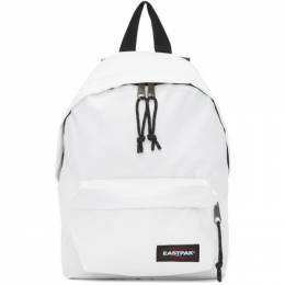 Eastpak White XS Orbit Backpack 192132M16603301GB