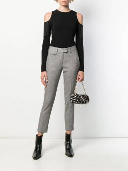 Dondup - cropped trousers 66OS6699DXXXPDD95033