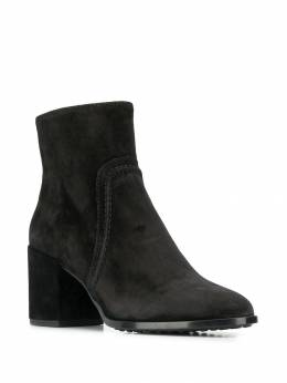 Tod's - zipped ankle boots 83B6BO36BYEB99995035