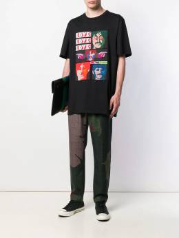 Stella McCartney - футболка All Together Now 095SMP53933835550000
