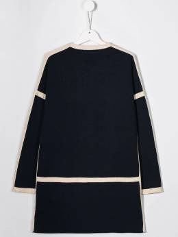 Chloé Kids - TEEN double-breasted coat 35685995009350000000