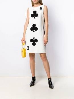 Boutique Moschino - платье миди B of Clubs 36693595060353000000