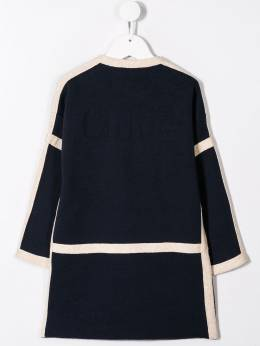 Chloé Kids - double-breasted coat 35685995009359000000