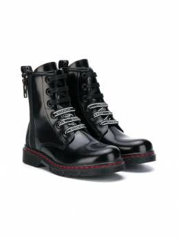 Givenchy Kids - lace-up boots 60069B95005903000000