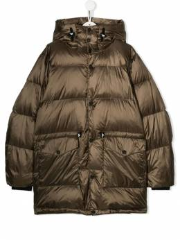 Emporio Armani Kids - TEEN padded coat L395NGYZ950365380000