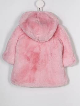 Monnalisa - faux fur coat 96956559500336800000