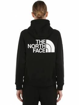 Womens Nse Graphic Po Sweatshirt Hoodie The North Face 70IDOM005-Sksz0