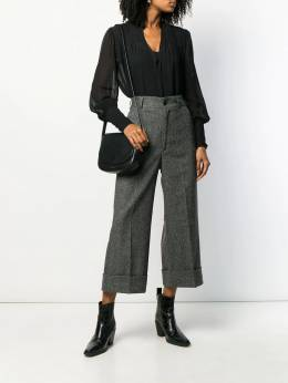 Dondup - wide leg trousers 33OS6699DXXXPDD95033