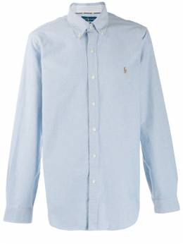 Ralph Lauren - embroidered logo shirt 36355595036559000000