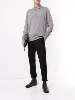 John Smedley - long-sleeve polo shirt DWELL956899960000000