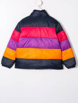 Tommy Hilfiger Junior - reversible padded jacket KG655399500965300000