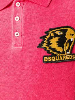 Dsquared2 - embroidered polo shirt GL6668S0035395003995
