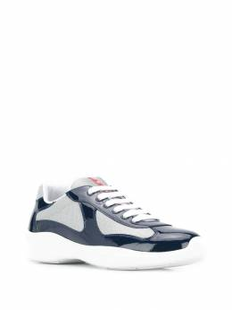 Prada - America's cup patent leather sneakers 566ASZ95059569000000