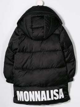Monnalisa - double-breasted padded jacket 993P6569095058939000
